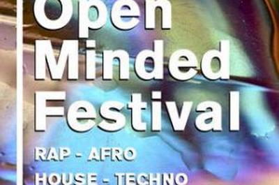 Open Minded Festival - Pass Soirée à Paris 19ème