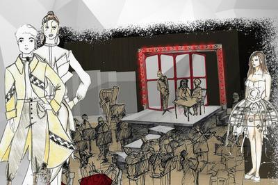 Opéra : Les Contes d'Hoffmann à Val de Reuil