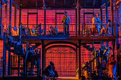 Concours Opera Porgy And Bess à Rouen le 1er février 2020