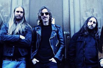 Opeth à Paris 9ème