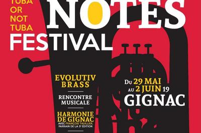Or Notes Festival de Gignac 2019