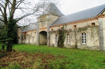 Orangerie Du Château De La Petite Sévaudière Et Sa Ferme D'antan à Bouere