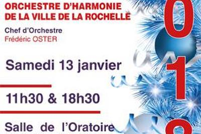 Orchestre d'Harmonie de la Ville de La Rochelle / Concerts Nouvel An
