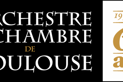 « Mozart » Orchestre De Chambre De Toulouse
