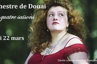 Orchestre de Douai - Les quatre saisons à Tergnier
