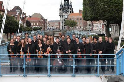 Orchestre de Douai - Seasons à Tergnier