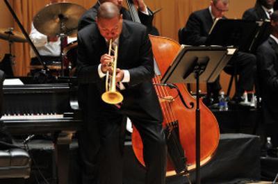 Orchestre De Paris / Wynton Marsalis / Cristian Macelaru - Nicola Benedetti - Jazz At Lincoln Center Orchestra à Paris 19ème