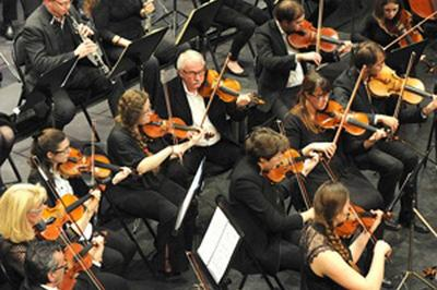Orchestre Melun Val De Seine à La Rochette