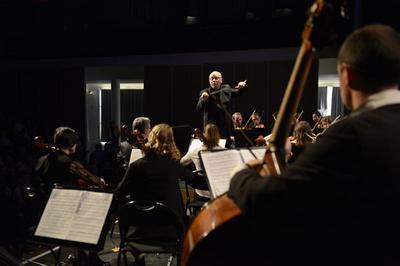 Orchestre Melun Val De Seine à Rubelles