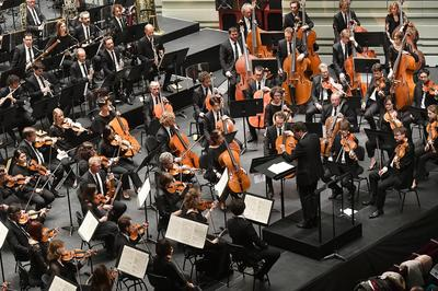 Orchestre National des Pays de Loire à Sainte Luce sur Loire