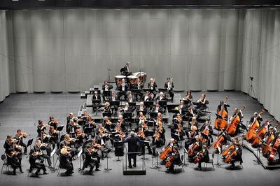 Orchestre national Montpellier Occitanie / Joseph Haydn – Antonio Vivaldi – Arvo Pärt à Sete