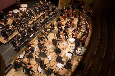 Orchestre Symphonique Des Dômes à Cebazat