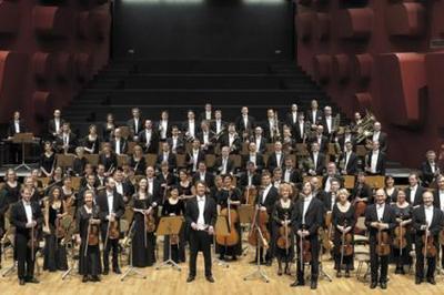 Colt Silvers & L'Orchestre Philharmonique De Strasbourg