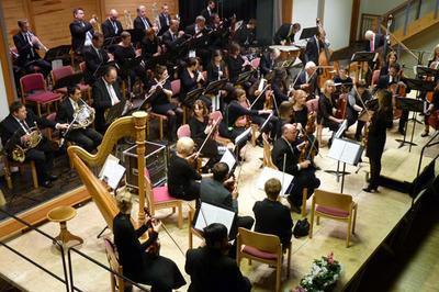 Orchestre Symphonique à Vaux le Penil