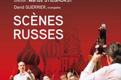 Orchestre Symphonique d'Orléans - Scènes Russes