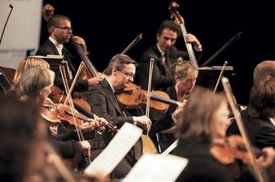 Orchestre Symphonique De Bretagne à Loudeac