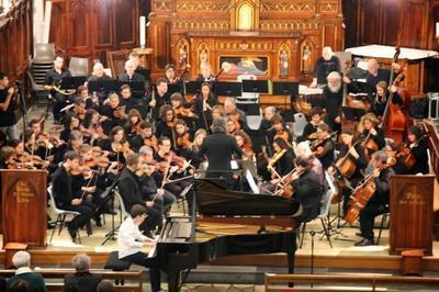 Concert symphonique animé : Une nuit slave au Mont-Blanc à Megeve