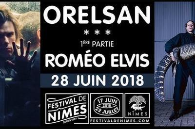 Orelsan à Nimes