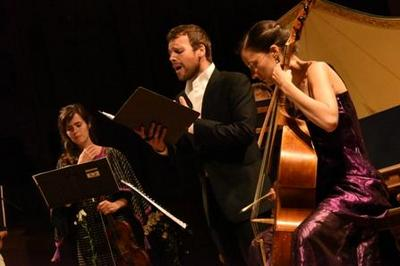 Orfeo, favola in musica à Luxeuil les Bains