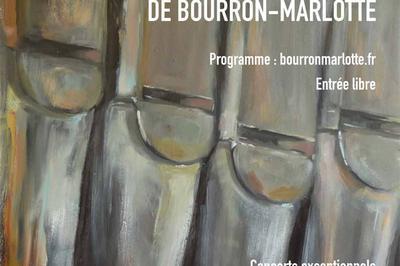 5e Académie d'orgue de Bourron-Marlotte à Bourron Marlotte