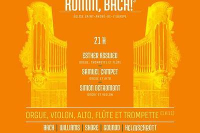 Orgue-et-plus : De Bach Au Funk ! à Paris 8ème