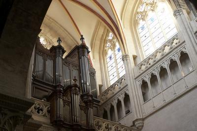 Orgue Et Voix Font Chanter Les Pierres à Chalon sur Saone