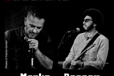 Original Blues Session : Marko Balland & Bassam Bellman à Paris 14ème