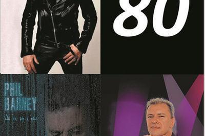 Origine 80' Avec Jean-Luc Lahaye à Livron sur Drome