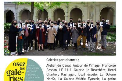 Osez les galeries ! à Lyon