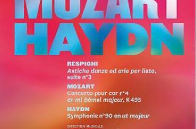 OSLN 2 Respighi, Mozart, Haydn à Nancy