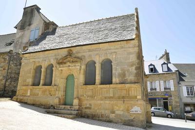 Ossuaire Saint-cadou à Landerneau