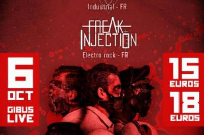 Ost Front + Herrschaft + Freak Injection à Paris 11ème