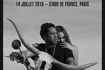 OTR II Jay-Z and Beyoncé à Saint Denis