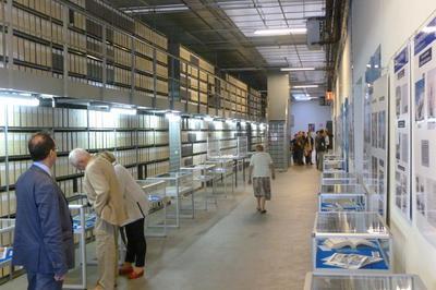 Ouverture Au Public Du Centre Des Archives De L'armement Et Du Personnel Civil à Chatellerault