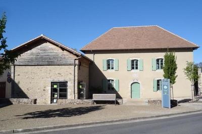 Ouverture De L'éco-musée Du Pays De Châlus à Chalus