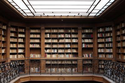 Ouverture De La Bibliothèque Smith-lesouëf à Nogent sur Marne