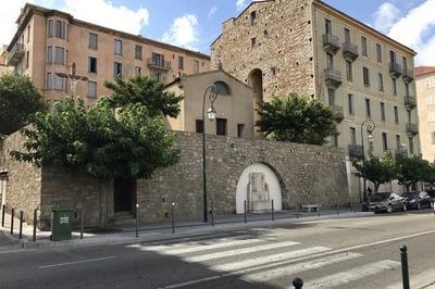 Ouverture De La Chapelle Sainte Lucie Et Des Célébrations Du 500ème Anniversaire De La Réformation. à Ajaccio