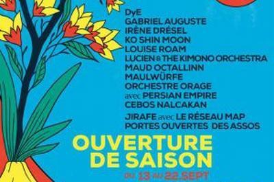 Ouverture De Saison : Lucien & The Kimono Orchestra + Gabriel Aug à Paris 18ème