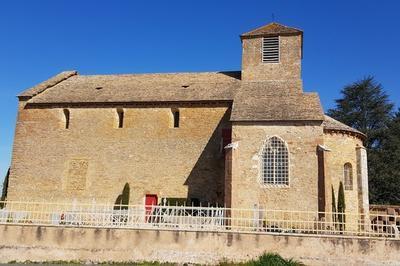 Ouverture Et Visites Guidées De L'église Saint-martin à Bey