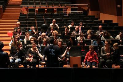 Ouverture Exceptionnelle D'une Répétition D'opéra à Dijon