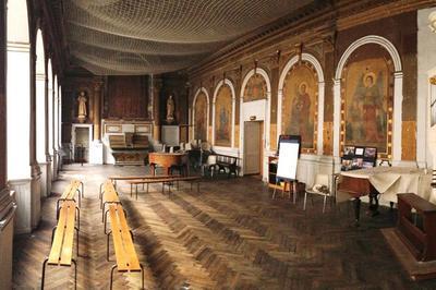 Ouverture Exceptionnelle De La Chapelle Des Jésuites à Auray