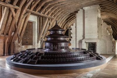 Ouverture Exceptionnelle Des Combles De La Chapelle à Chambord
