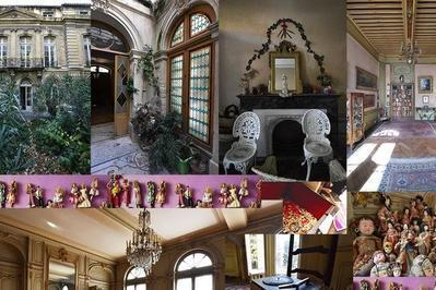 Ouverture Exceptionnelle Du Jardin De  L'hôtel De Beaumont Dit Hôtel Azémar à Avignon