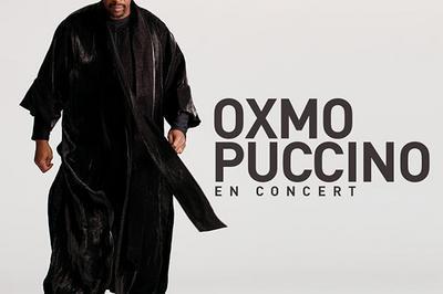 Oxmo Puccino à Herouville saint Clair