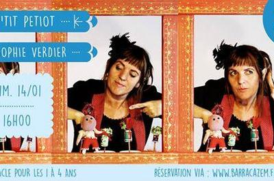 P'tit Petiot - Sophie Verdier à Lille