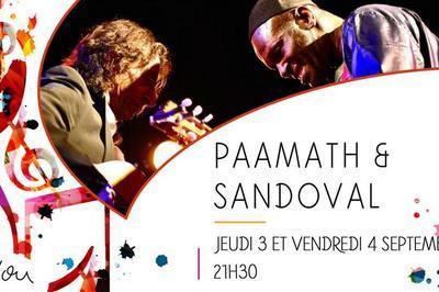 Paamath et Sandoval à Toulouse