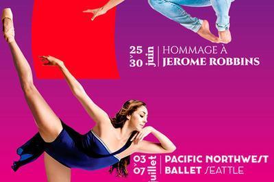 Pacific Northwest Ballet Prog 1 à Boulogne Billancourt du 3