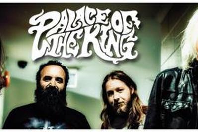 Palace Of The King - Rock N'Roll AUS + Wyld à Paris 19ème