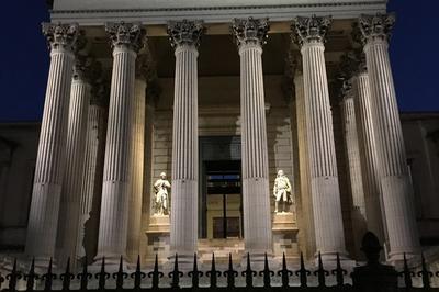 Palais De Justice - Cour D'appel à Montpellier