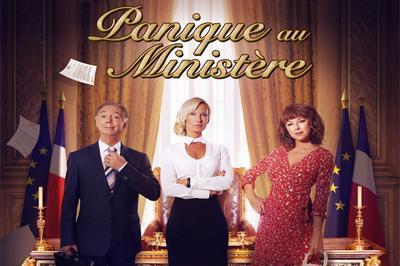 Panique Au Ministere à Bordeaux